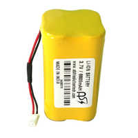 3.7V 8800 MAH GPS Battery