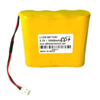 3.7V - 10400 MAH L - GPS Battery