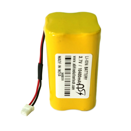 3.7V - 10400 MAH - GPS Battery