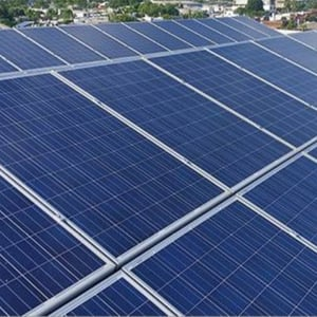 Solar Luminous Panel