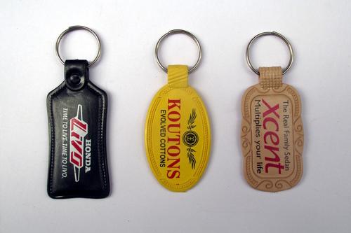 ABS Plastic Keychain