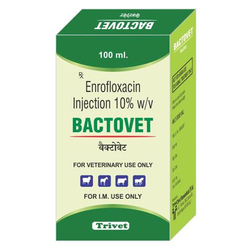 Bactovet Enrofloxacin Injection