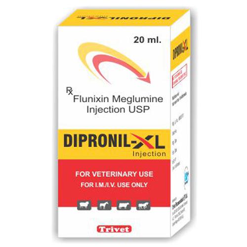 Dipronil XL  Flunixin Meglumine Injection