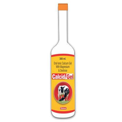 Veterinary Oral Ionic Calcium Gel