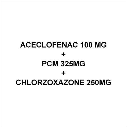 Chlorzoxazone Tablets