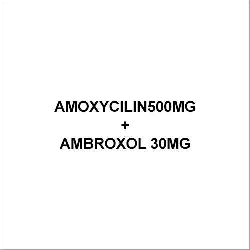 30mg Ambroxol Tablets