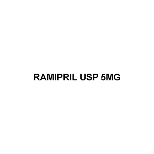 5mg Ramipril Tablets