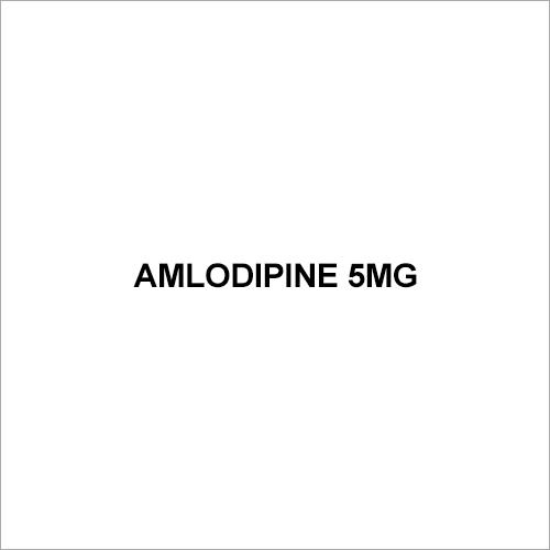 5mg Amlodipine Syrup