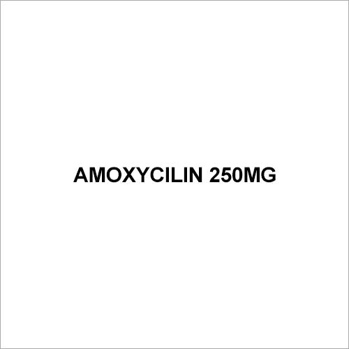 250mg Amoxicillin Capsules
