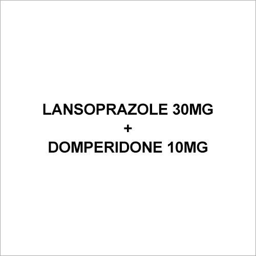 Lansoprazole 30mg+Domperidone 10mg Capsule