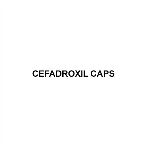 Cefadroxil Caps