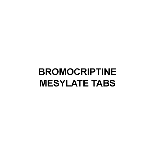 Bromocriptine Mesylate Tablets