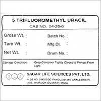 Trifluoromethyl Uracil