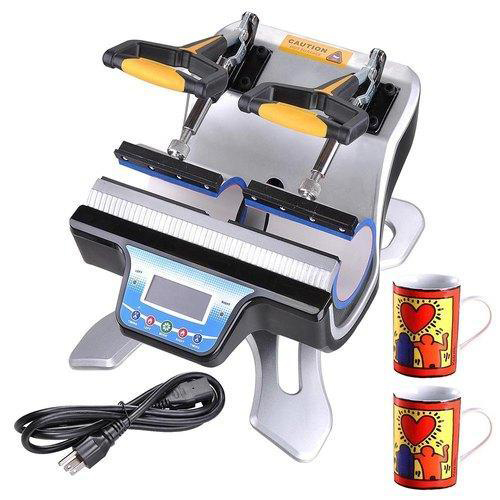 Double Mug Printing Machine