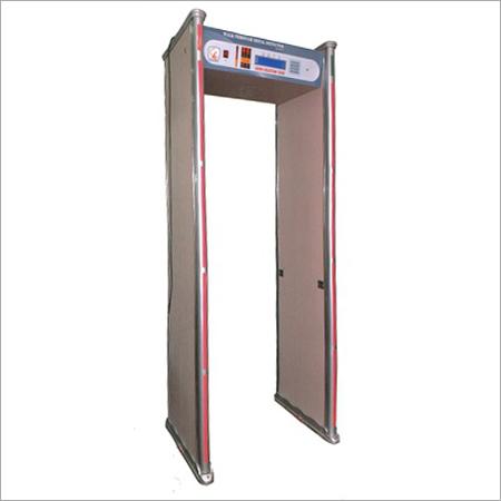 Multi Zone Door Frame Metal Detector (6 Zone)