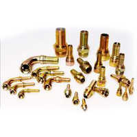 Hydraulic Hose Pipe End Fittings