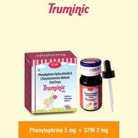 Phenylepherine 5mg + CPM  2mg