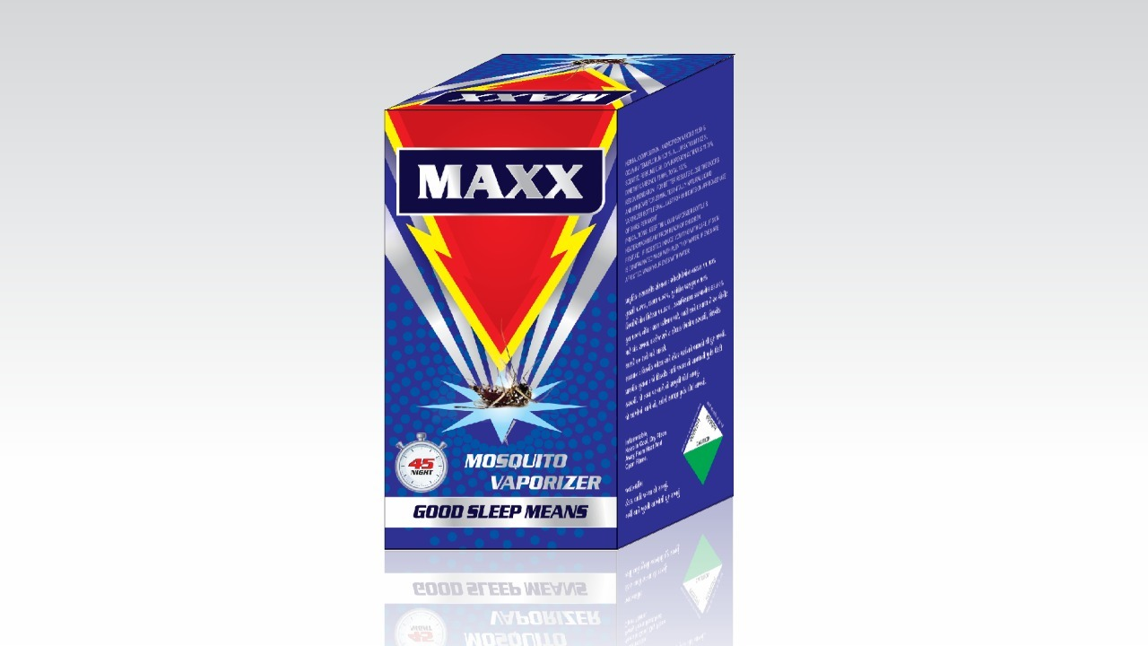 Maxx Harbal Mosquito Repellent