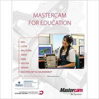 Mastercam for Education CAM Software for CNC