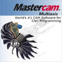 Mastercam CAM Software For CNC