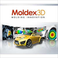 Moldex 3D Mold Flow Simulation