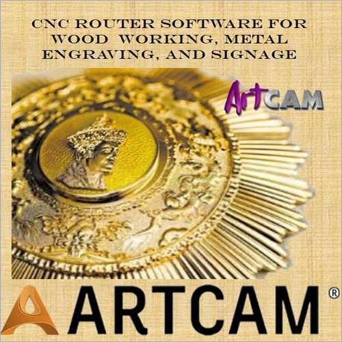 Artcam CAM Software for CNC