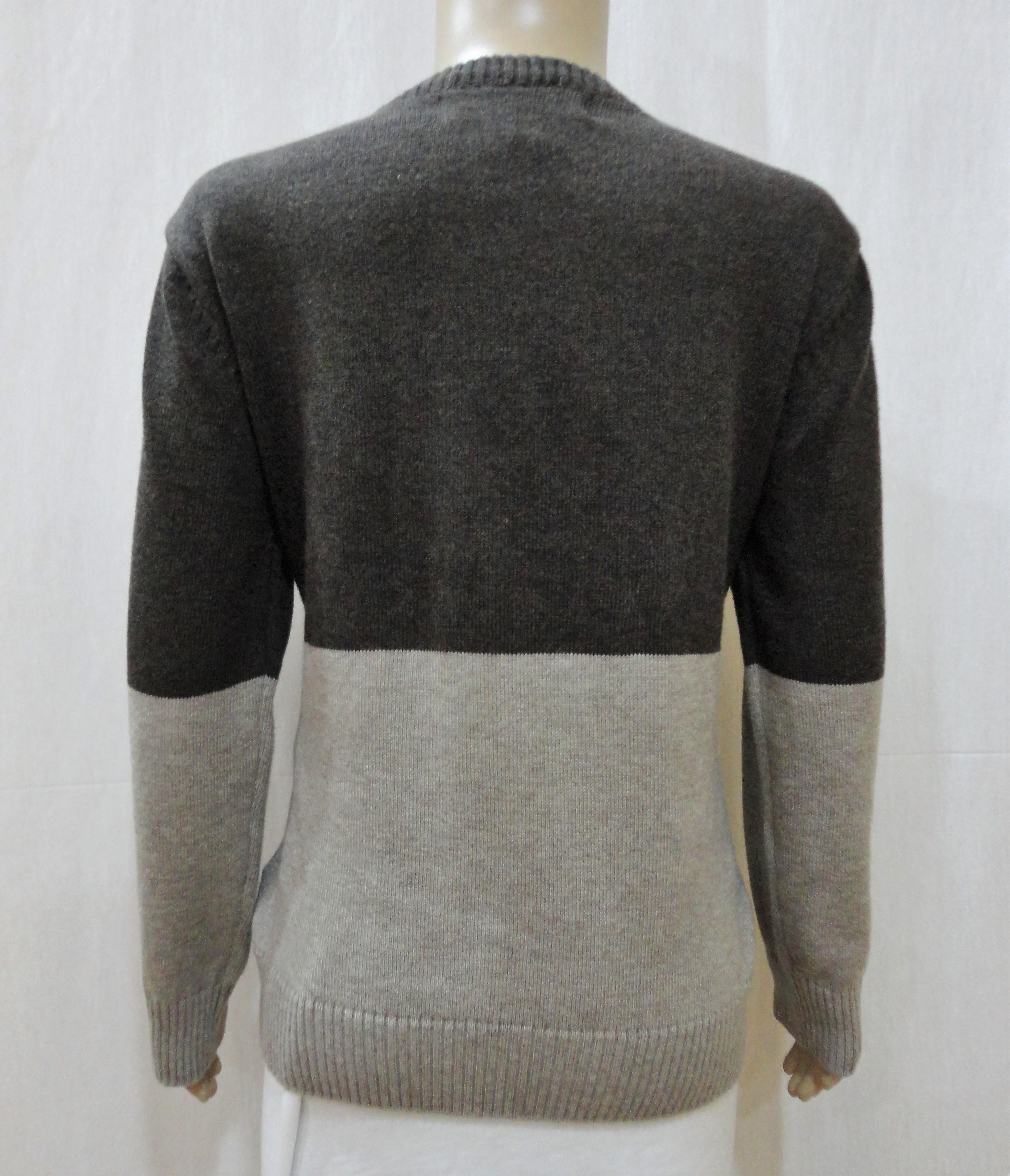 Baby Boy Intarsia Sweater