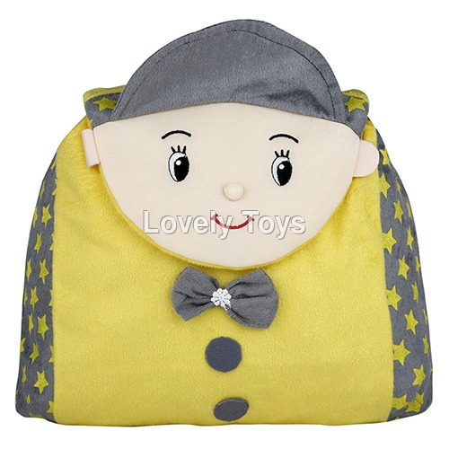 Kids Plush Bag