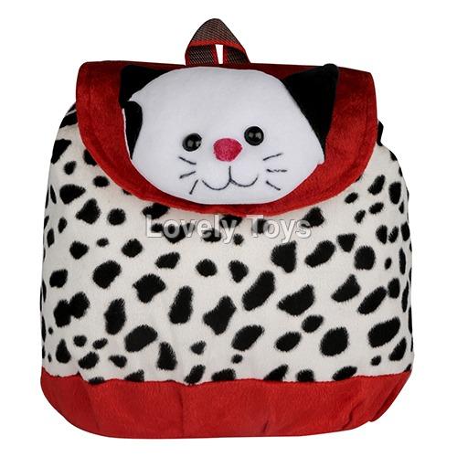 Kids Plush School Bag