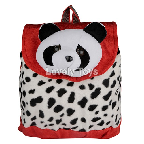 New Dalmition School Bag Red White