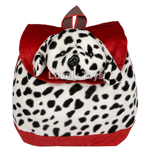 Kids Dalmation School Bag