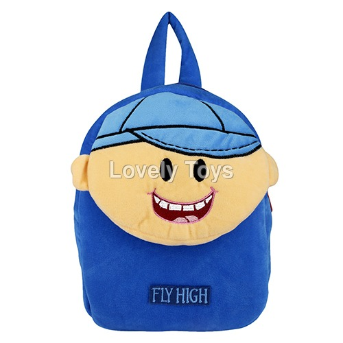 Velbag Blue School Soft Bag
