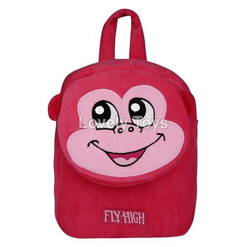 Velbag School Bag Dark Pink