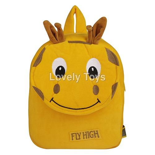 Velbag School Bag Dark Yellow