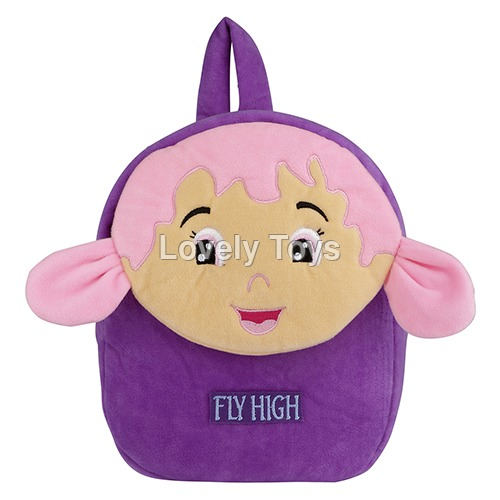 Velbag School Bag Purple