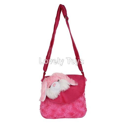 Ploester Kids Soft Sling Bag