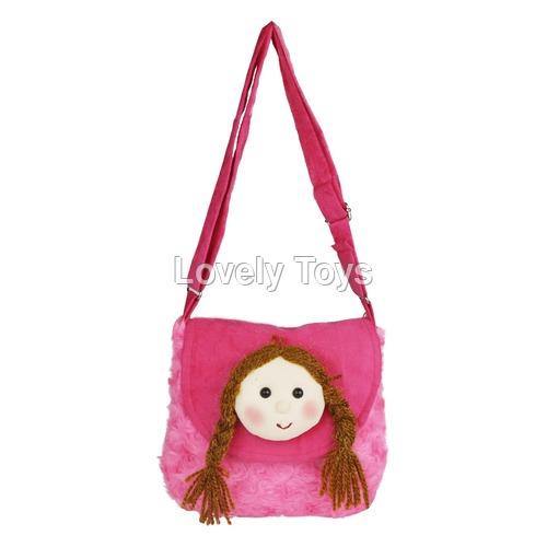 Children Soft Sling Bag