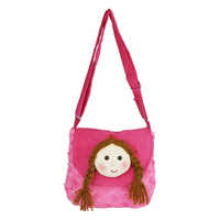 Children Soft Sling Bag