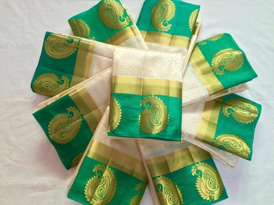 New Designer Kanjivaram Saree