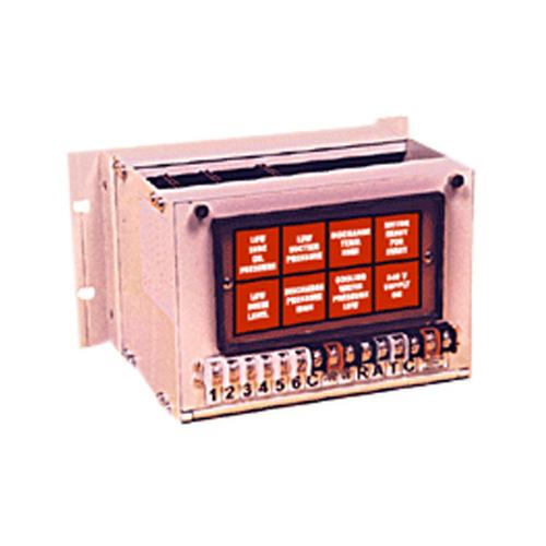 Reciprocating Compressor Control Panel