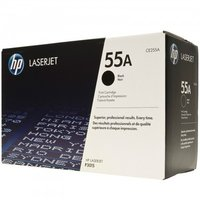 HP CE255A  TONER CARTRIDGE (BLACK)