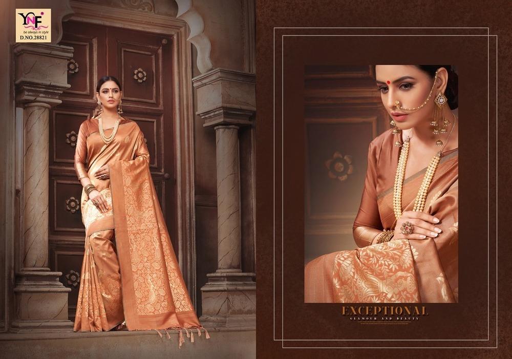 Banarasi Kanchivaram Silk Sarees