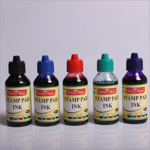 Stamp Pad Refill Ink 100 ml