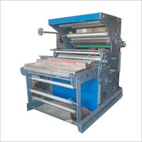 Paper plates lamination machine