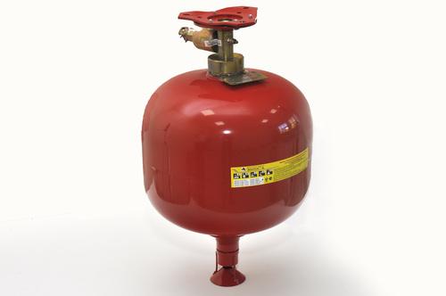 Powder Extinguishing Modules