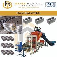 Fly Ash Bricks Pallet