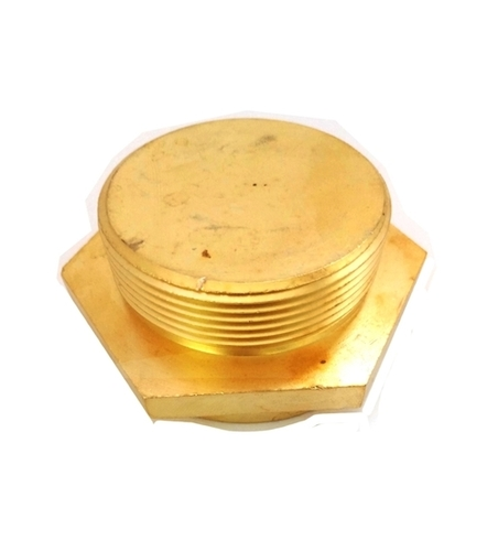 Brass Threaded Lock Nut