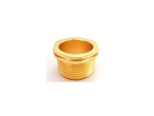 Brass Long Square Nut