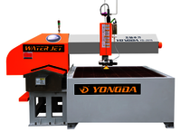 water jetcutting machine