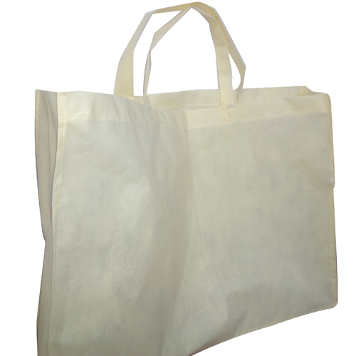 "Polyster Box Type Shopping Bags 12""x16""x4"""